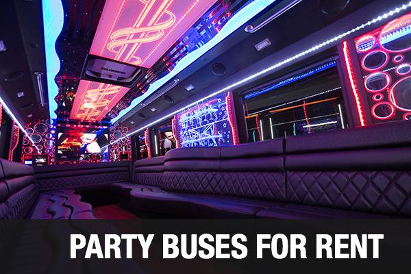amarillo party bus prices