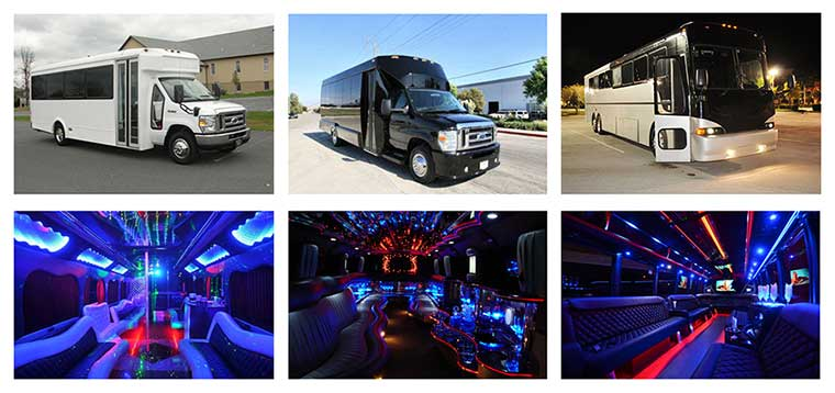 Party Bus Amarillo Texas - HUGE SAVINGS - View Party Buses Now!