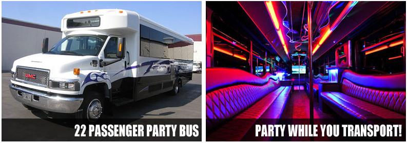party bus rentals Amarillo