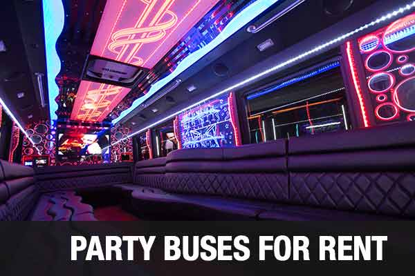 party buses Amarillo