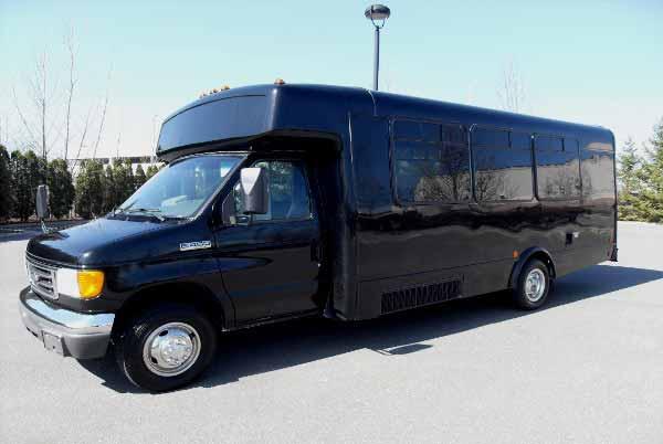 18 passenger party bus Amarillo