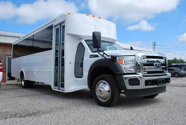22 Passenger party bus rental Amarillo
