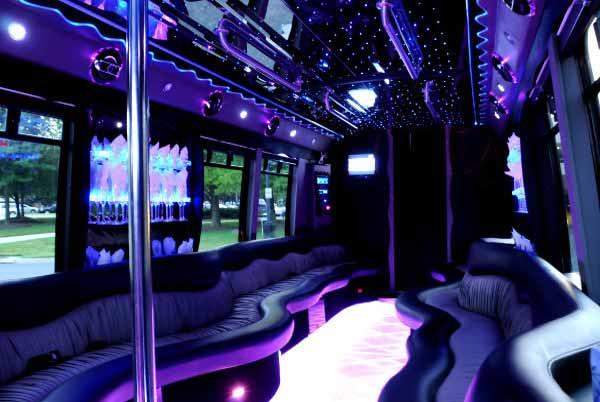 22 people party bus Amarillo