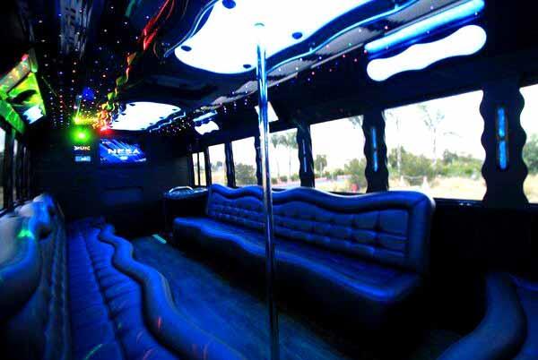 40 people party bus Amarillo