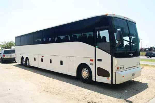 50 passenger charter bus Amarillo