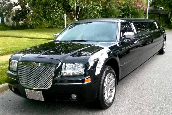 Chrysler 300 limo Amarillo