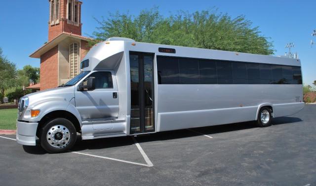 Amarillo 40 Person Shuttle Bus